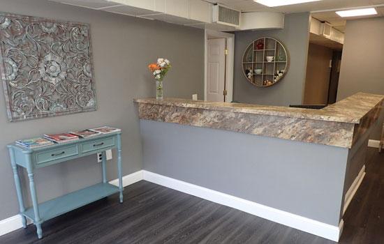 Monroe Family Dentistry Office