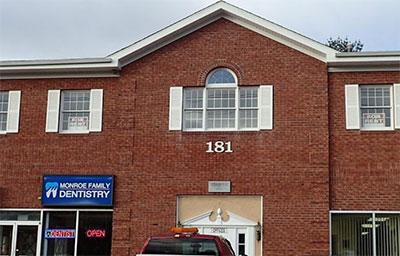 Monroe Family Dentistry Building