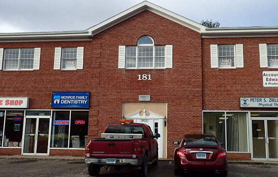 Family Dentistry Building in Monroe, CT